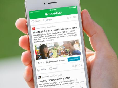 The Nextdoor App for Neighbors