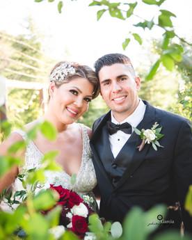 Rebekah and Steve's Wedding in Oak Glen, CA