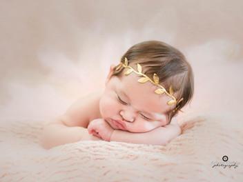 Athena's Newborn Session