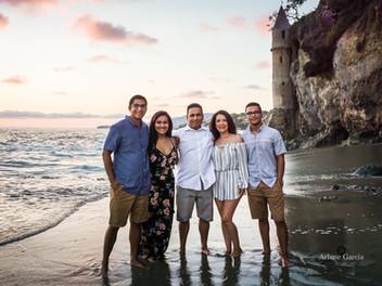 Laguna Family Session at Victoria Beach!