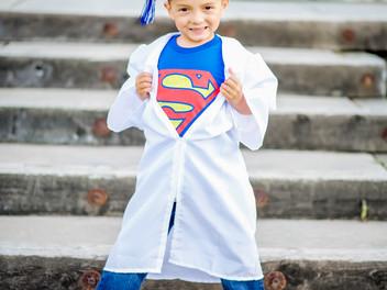 Steven Graduates Preschool!