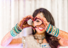 The Beauty of Tradition-Mehndi Party