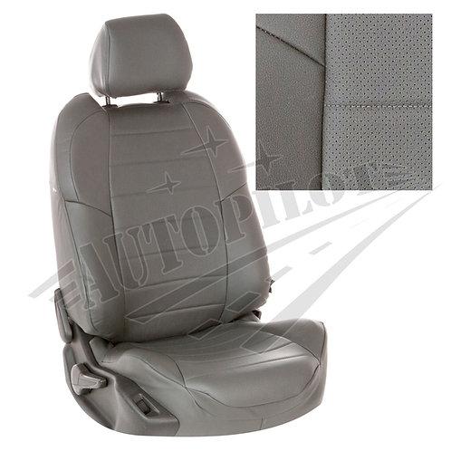 Авточехлы Автопилот Hyundai Santa Fe ll 06- сер