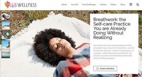 Breathwork: The Self-care Practice You are Already Doing Without Realizing