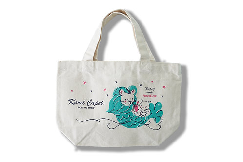 SINGAPURA DELIGHT TOTE BAG