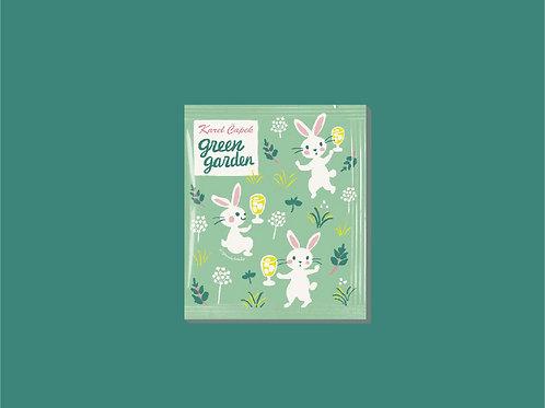 GREEN GARDEN l グリーンガーデン l CAFFEINE FREE