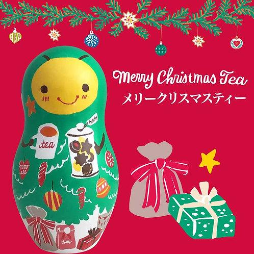 BUZZY MERRY CHRISTMAS TEA (MEDIUM) l バジー リークリスマスティー