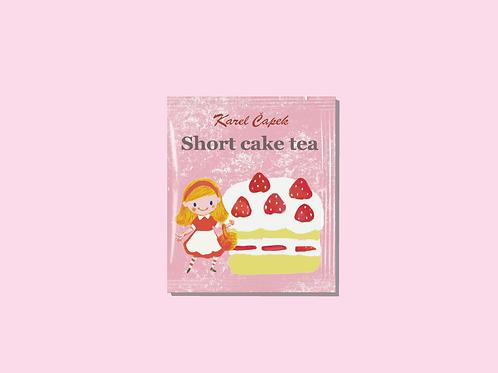 SHORT CAKE TEA l ショートケーキティー