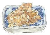 Crisps Almond Painting