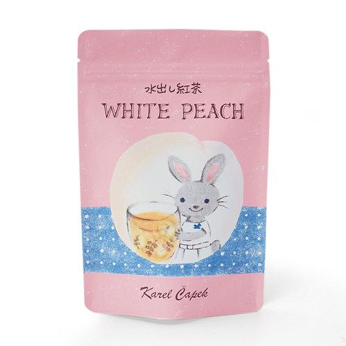 WHITE PEACH TEA l ホワイトピーチティー