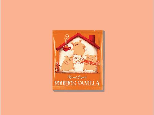 ROOIBOS VANILLA l ルイボスバニラ l CAFFEINE FREE