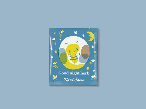 GOOD NIGHT HERB 2021 l グッドナイトハーブ l CAFFEINE FREE