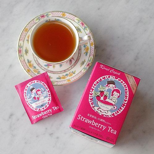 STRAWBERRY TEA 20 PCS l ストロベリーティー