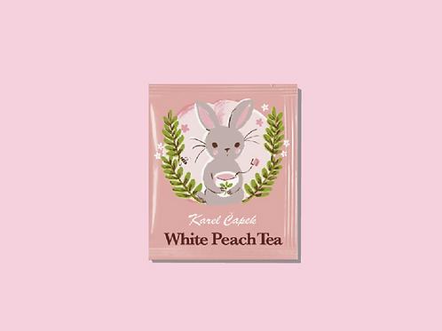 WHITE PEACH TEA 2021 l ホワイトピーチティー
