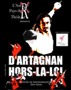 d'Artagnan hors la loi