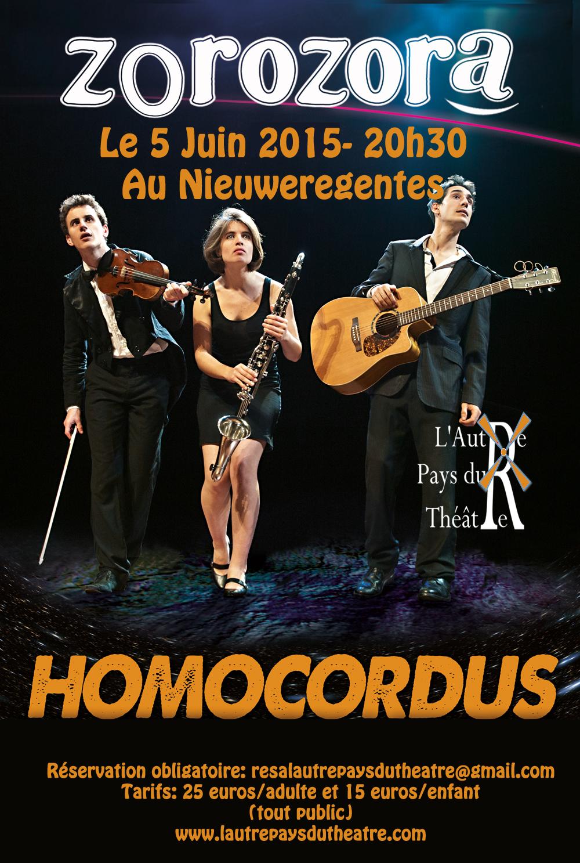 Homocordus
