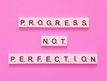 """Take A Positive Spin On """"Perfection"""" To Change Your Life"""