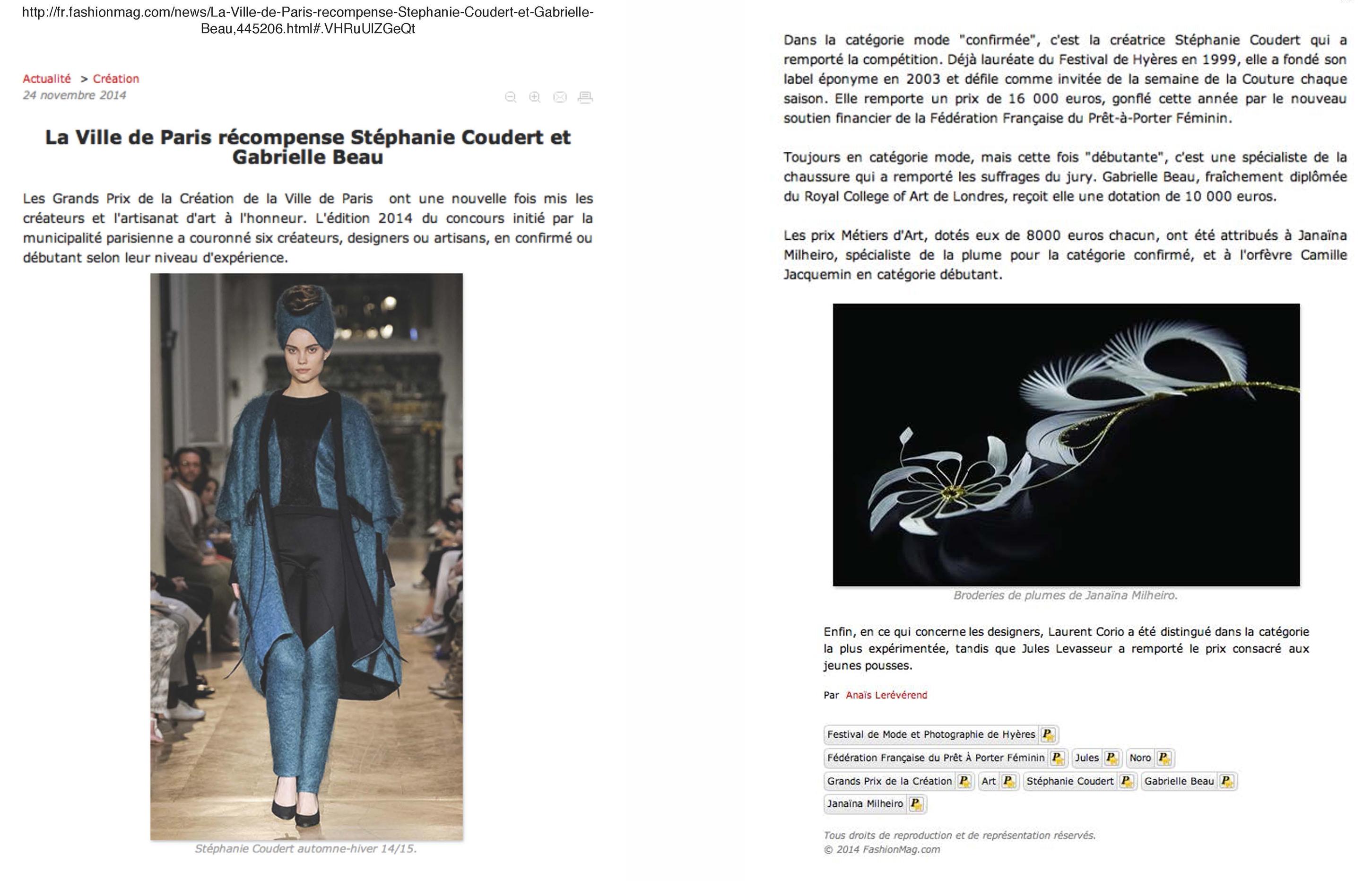 STEPHANIE COUDERT - Press Report - SEPT OCT NOV 2014_Page_64.jpg