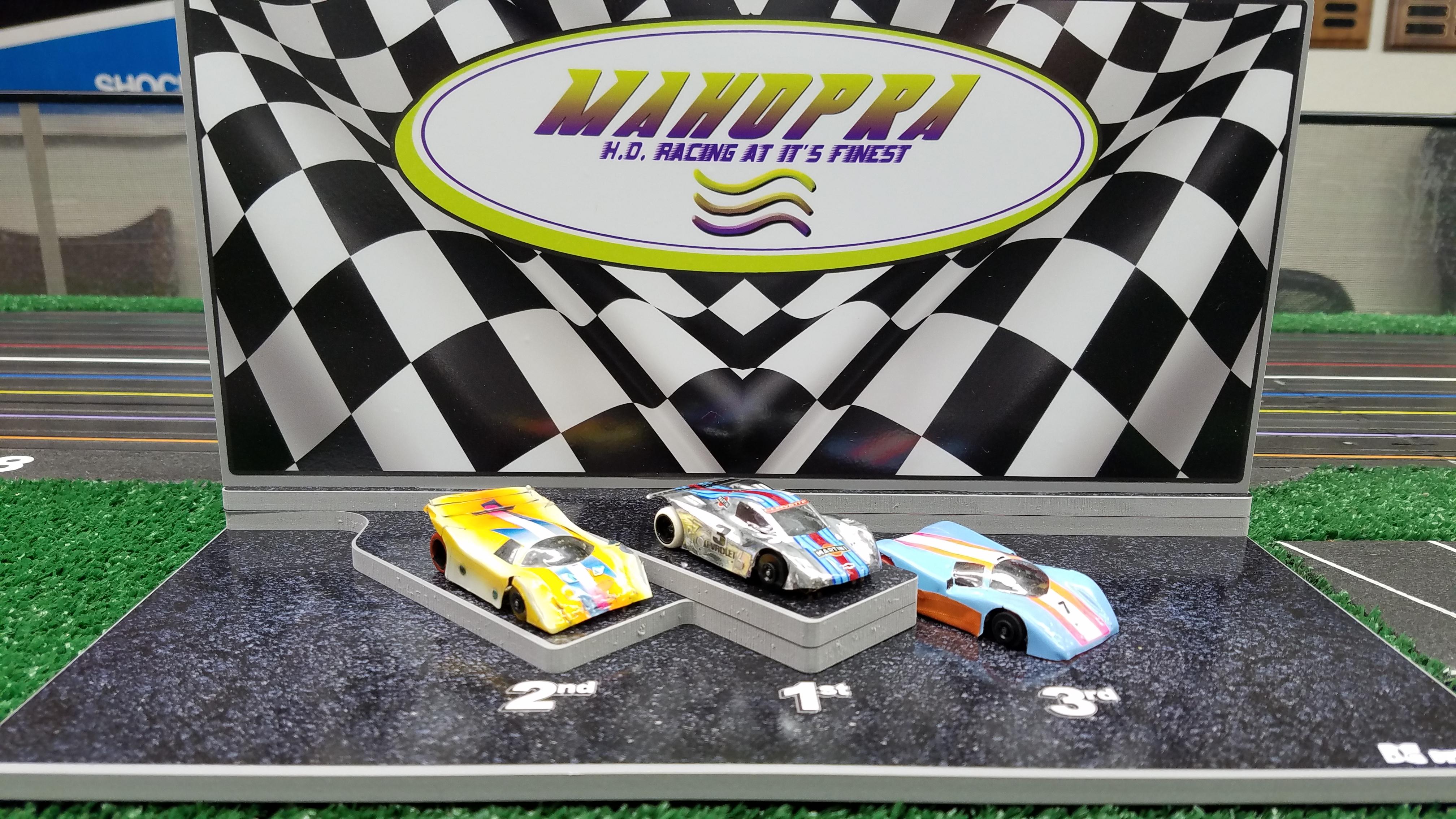 T.K.'s - Race 1
