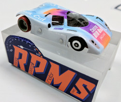 Custom Slot Car Body