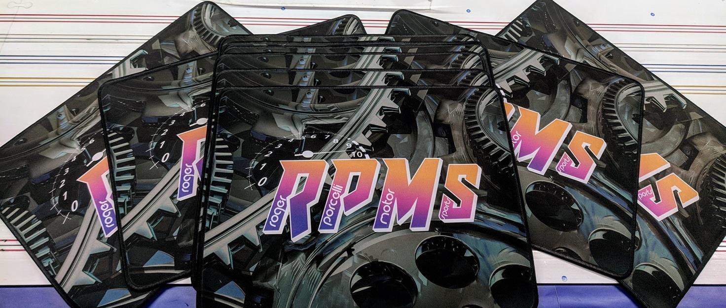 RPMs Pit Pad