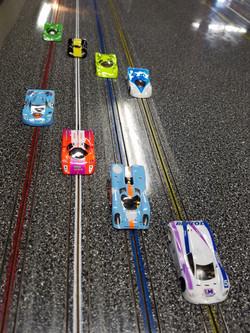 Clubman Race Lineup