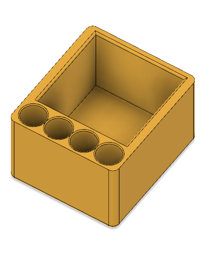 Craftsmen 572 & 3x Tool Holes