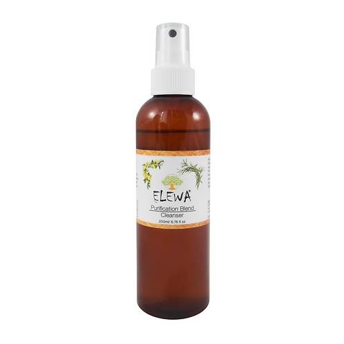 CLEANSER PURIFICATION BLEND – FLOWER COLLECTION - für jeden Hauttyp