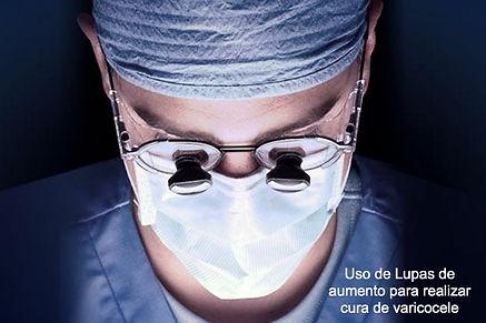 Microcirugia varicocele