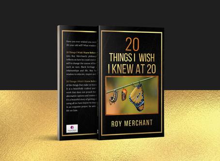 """""""20 Things I Wish I Knew At 20"""""""