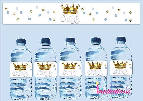 Prince bottle label