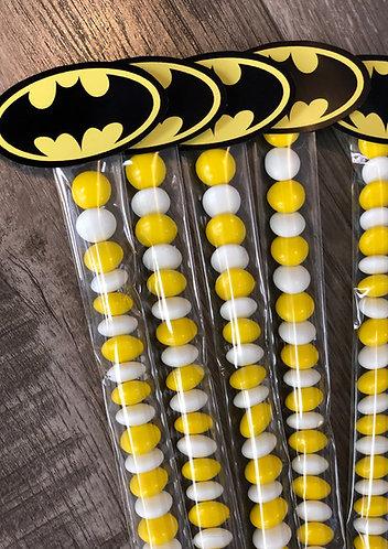 Batman smartie tube