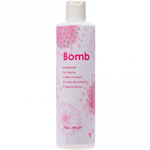 Bomb - pink Amour bubble bath