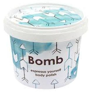 bomb - espresso body polish espresso