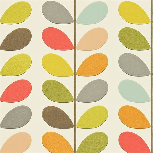 Orla kiely Wallpaper multi stem