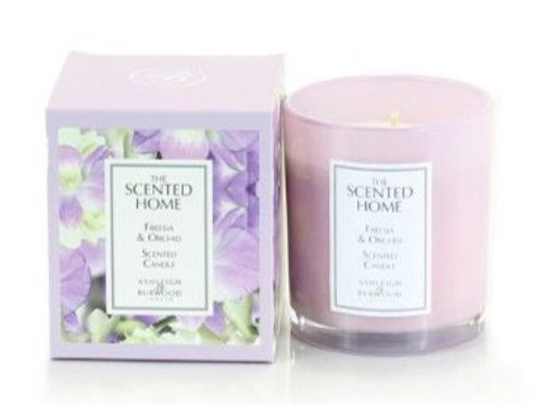 Candle Freesia & orchid