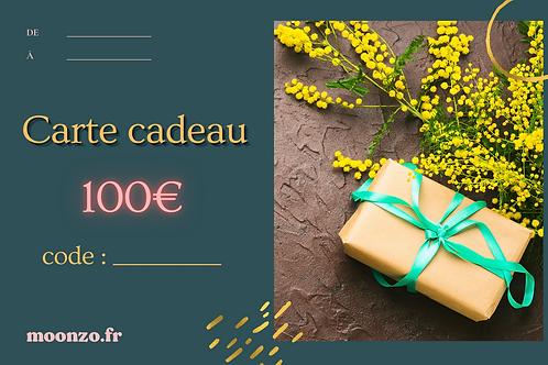 Carte Cadeau (100€)