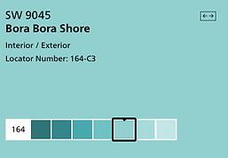 June 2019 - Bora Bora Shore
