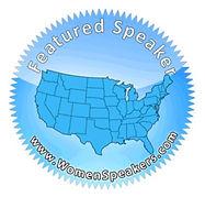 Featured Speaker Logo for Women Speakers
