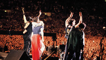 INXS's 1991 concert film 'Live Baby Live' to be screened in movie theaters worldwide