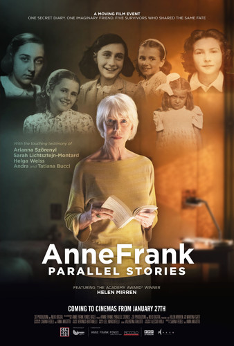 AnneFrank: Parallel Stories