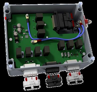 Blackberry Image Transfer Unit electronic product designed by Bobby Sohal