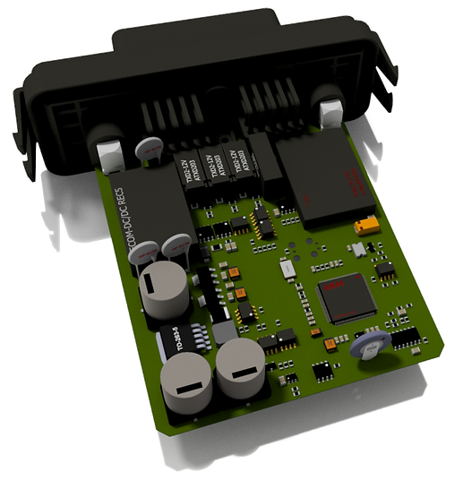 Electronic control system designed by Bobby Sohal