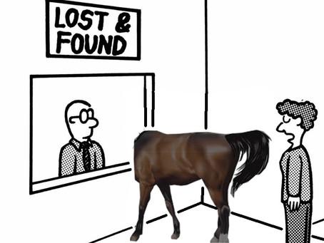 Der pferdlose Kopfmann, Social Distancing, Teil 2 von 2