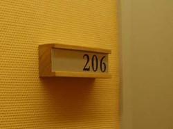 numeracion habitaciones