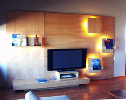 composición mueble tv