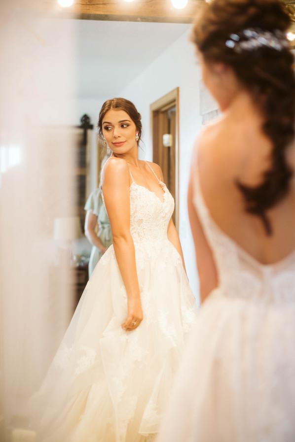 Bridal Suite - dressing area