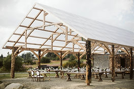 AK Diamond J Ranch, Wedding and Event Venue, Pavillion
