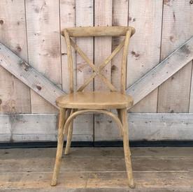 Farmhouse Crossback Chair