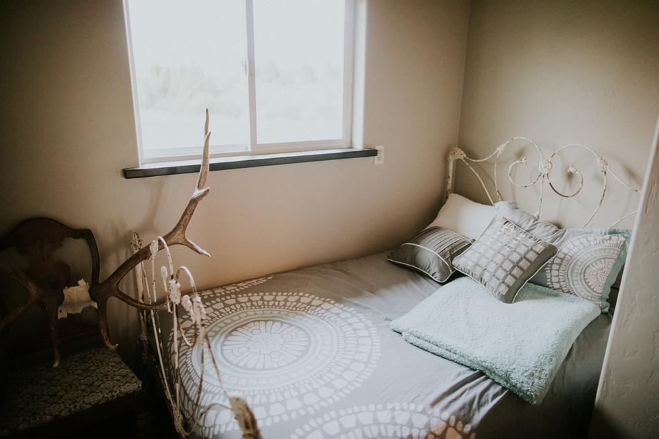 Vintage Guest Room